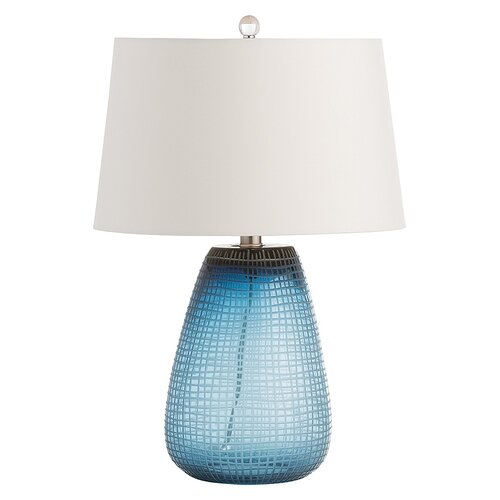"ARTERIORS Home Hamlin 21.5"" H Table Lamp with Drum Shade"
