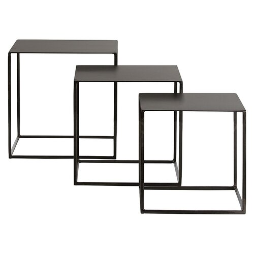 Horace 3 Piece Nesting Telephone Table