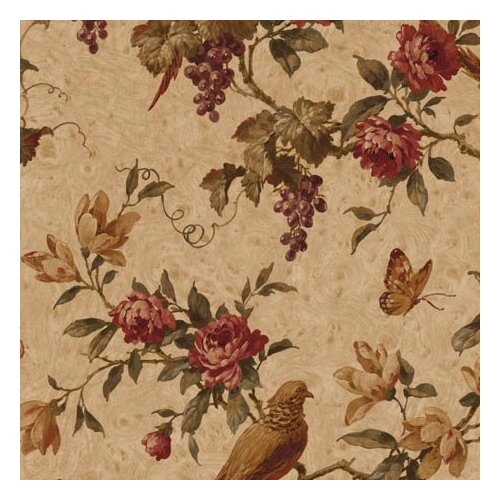 4 Walls Lodge Décor Pheasant Trail Wallpaper