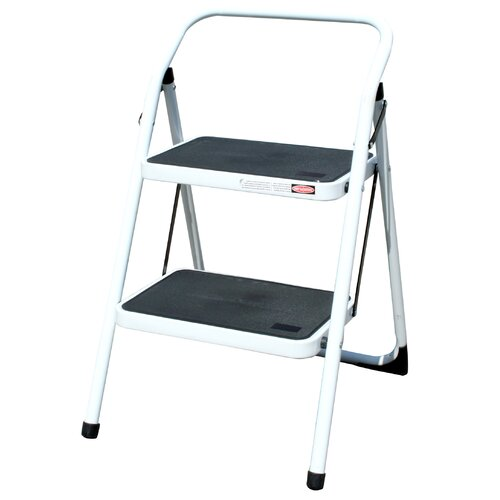 Buffalo Tools AmeriHome 2-Step Step Stool