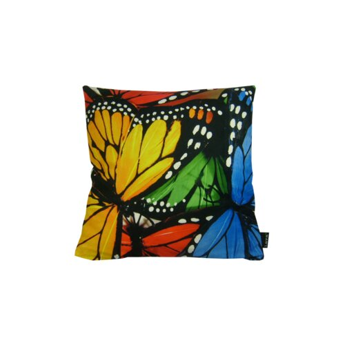 Lava Butterfly Effect Pillow