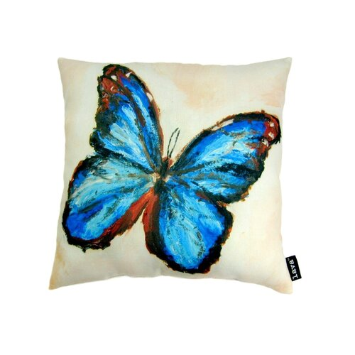 Butterfly Polyester Pillow