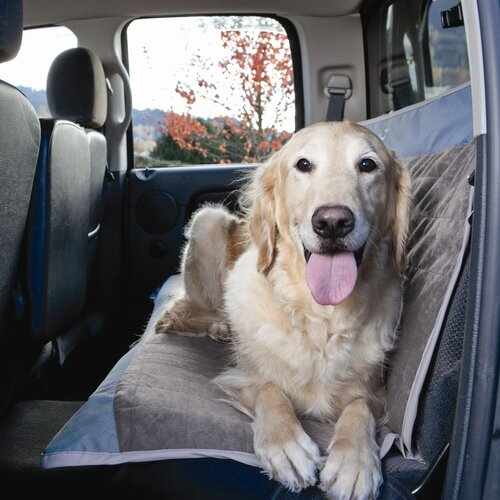 DogAbout Quick-Fit Bench Dog Seat Cover