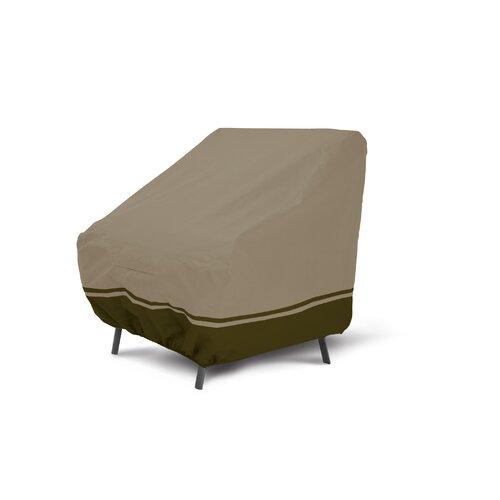 Classic Accessories Villa Standard Chair Cover in Birch and Walnut
