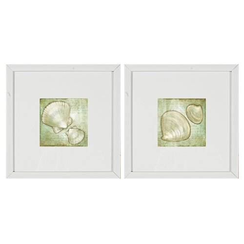 Pro Tour Memorabilia Shells 2 Piece Graphic Art Shadow Box Set