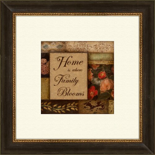 Pro Tour Memorabilia Home and Love A Framed Textual Art