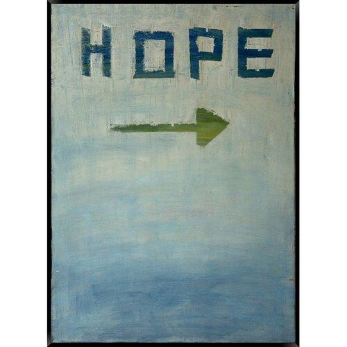 Hope Giclee Printed