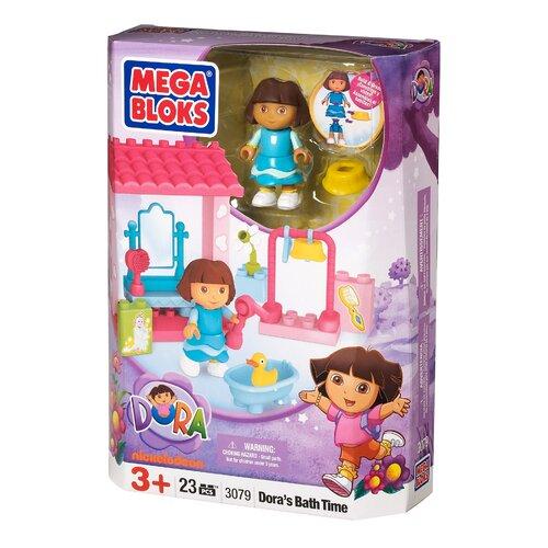Mega Brands Nickelodeon Dora the Explorer Bath Time