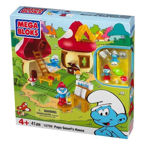 The Smurfs Papa Smurf House