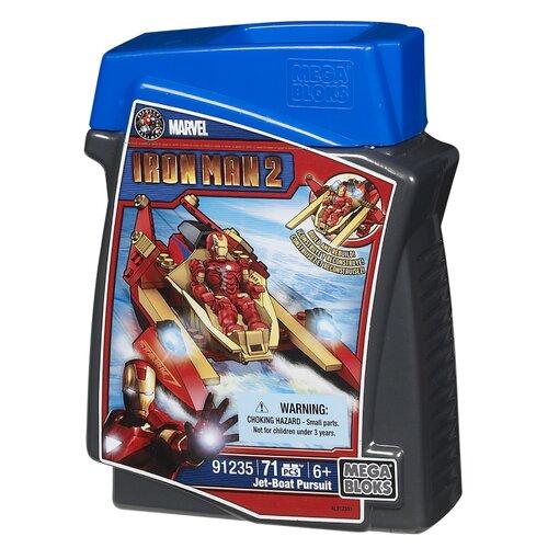 Marvel Iron Man Jet Boat Pursuit