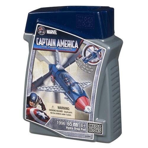 Marvel Captain America DropPod
