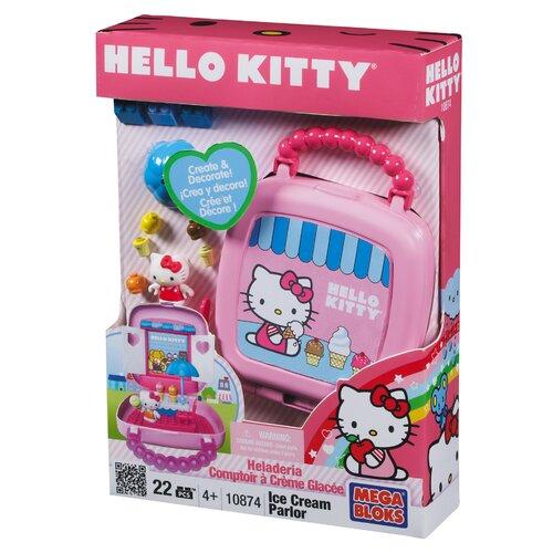 Mega Brands Hello Kitty Ice Cream Shop