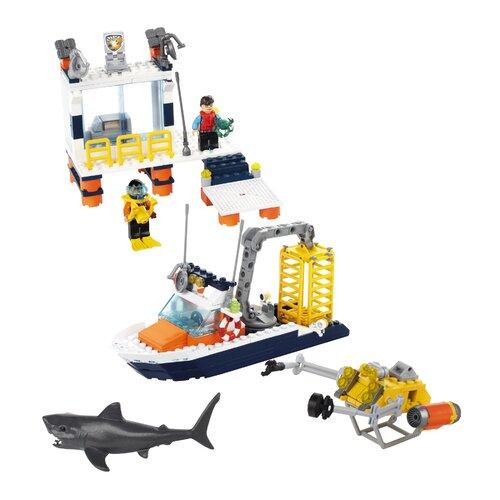 Mega Brands Blok Squad Ocean Adventure