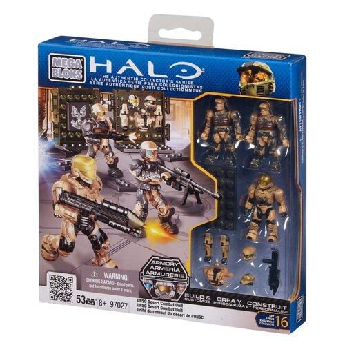 Halo UNSC Desert Combat Unit