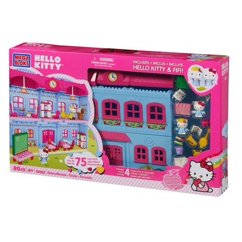 Mega Brands Hello Kitty Schoolhouse