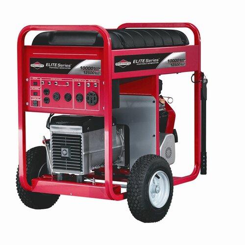 Elite Series 10,000 Watt Gasoline Generator