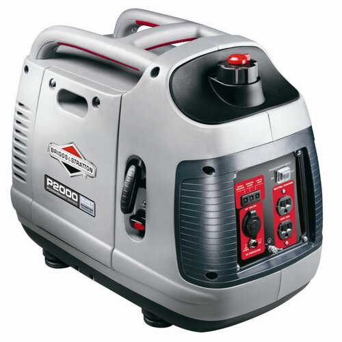 Briggs & Stratton PowerSmart Series 2000W Gas Inverter Generator