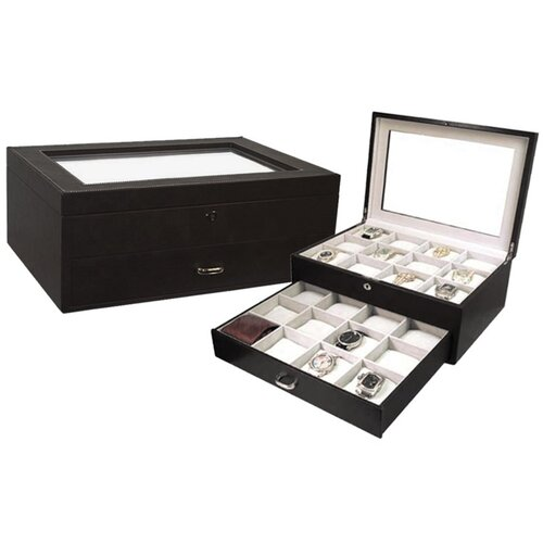 Seya Inc. Storage Case Watch Box