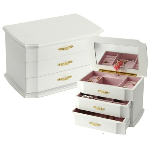 Seya Inc. Musical Children's Jewelry Box