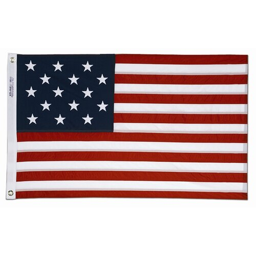Annin & Company Star Spangled Banner Traditional Flag