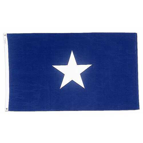 Annin & Company Bonnie Blue Traditional Flag