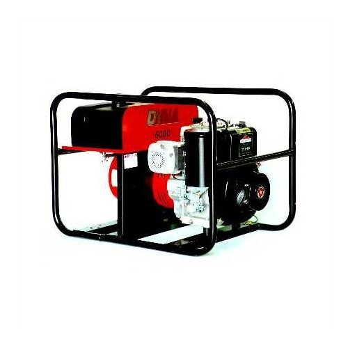 Winco Power Systems Dyna Consumer Series 6000 Watt Gasoline Generator with Recoil / Electric Start