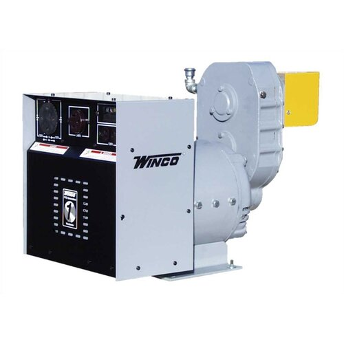 Power Systems Tractor Driven 25 kW 1 Phase 120/240V PTO Generator