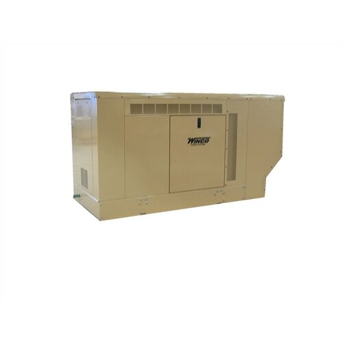 21 Kw Single Phase 120/240 V Natural Gas Propane Standby Generator