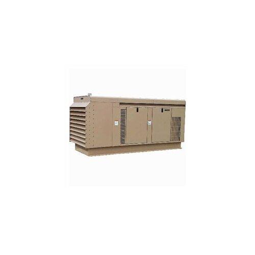 60 Kw Three Phase 277/480 V Natural Gas Propane Standby Generator