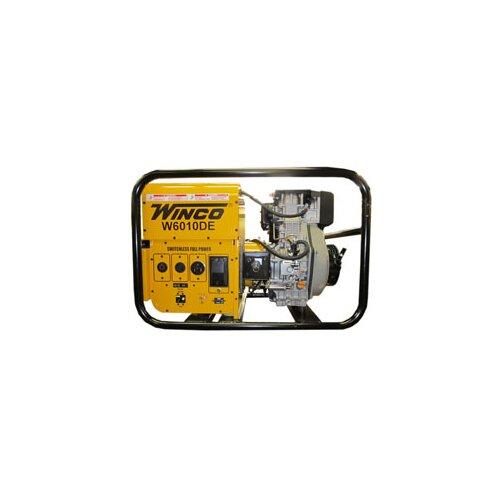 Industrial Series 6000 Watt Diesel Generator