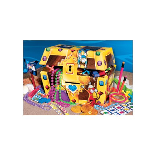 Creative Teaching Press Treasure Chest 9 X 7 X 5