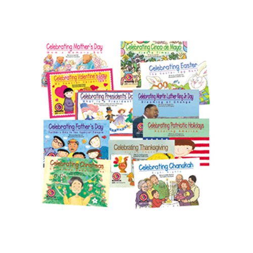 Creative Teaching Press Holiday Series Variety Pk 12-set Of