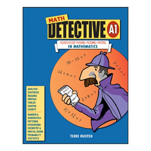 Critical Thinking Press Math Detective