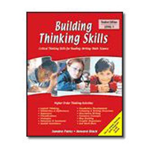 Critical Thinking Press Building Thinking Skills Level 1