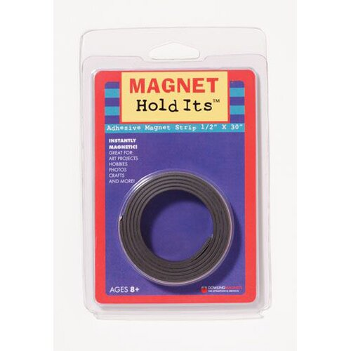 Dowling Magnets 1/2 X 30 Roll Magnet Strip With