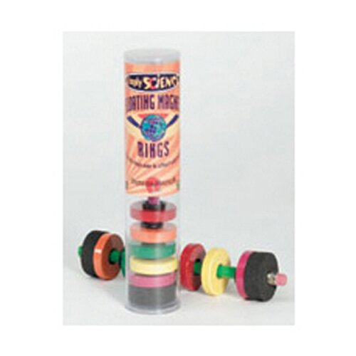 Dowling Magnets Floating Magnet Rings Ages 3 & Up