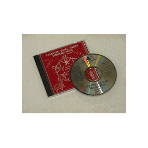 Educational Activities Learning Basic Skills Thru Music Cd