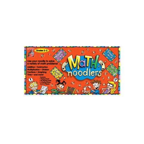Edupress Math Noodlers Gr 2-3