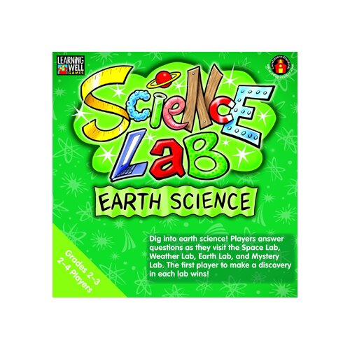 Edupress Science Lab Earth Science Gr 2-3