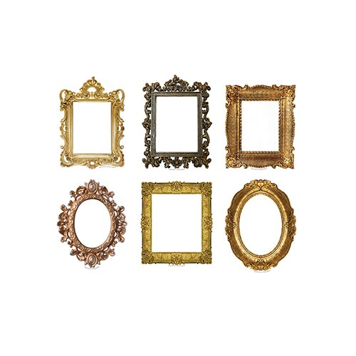 Edupress Fancy Frames Bulletin Board Accent
