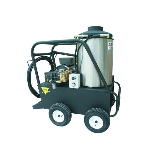 Q Series 3000 PSI Hot Water Electric Pressure Washer with 5.0 GPM