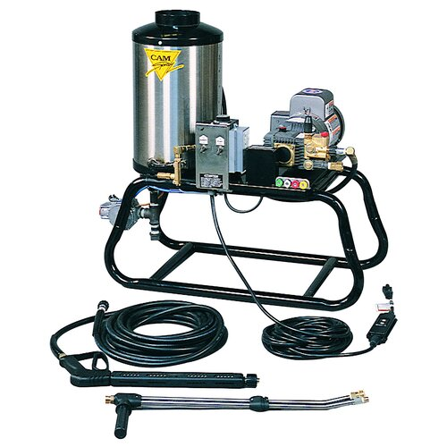 ST Series 2000 PSI Hot Water Natural Gas Pressure Washer