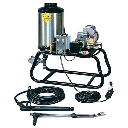 ST Series 3000 PSI Hot Water Natural Gas Pressure Washer