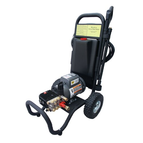 1000 PSI Cold Water Electric Tube Cart Pressure Washer