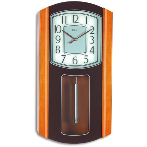 Wooden Case Wall Clock
