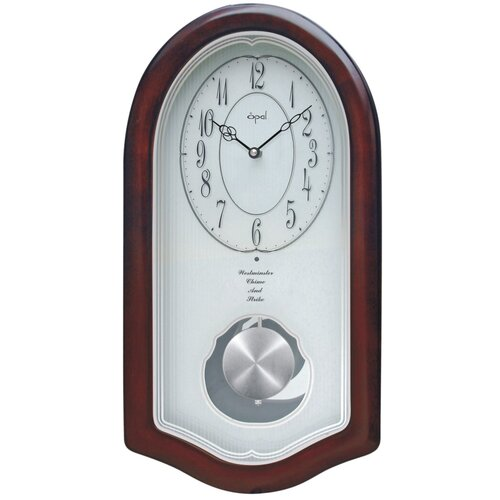 Shaped Modern Case Wall Clock
