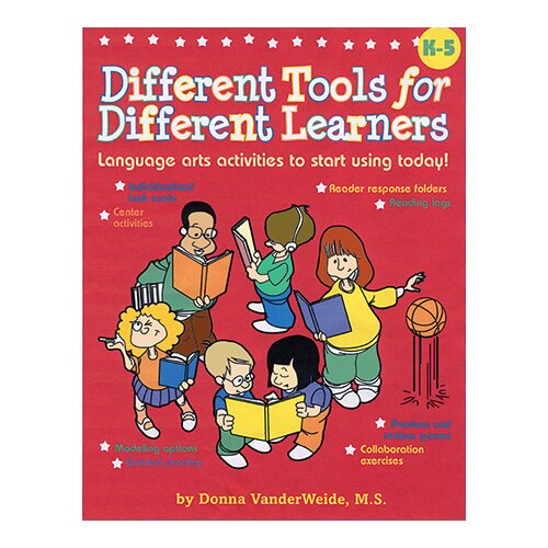 Essential Learning Products Different Tools For Different