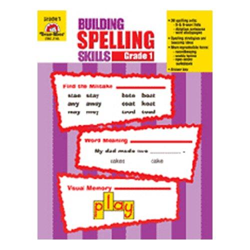 Evan-Moor Building Spelling Skills Gr 1