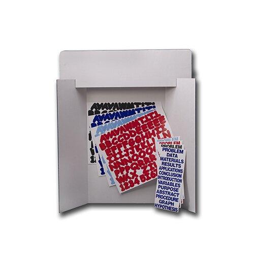 Flipside White Project Board Kit