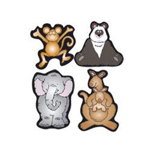 Frank Schaffer Publications/Carson Dellosa Publications Zoo Friends Shape Stickers